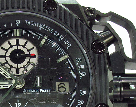 Audemars Piguet Royal Oak Offshore Survivor Watch Audemars Piguet Watches