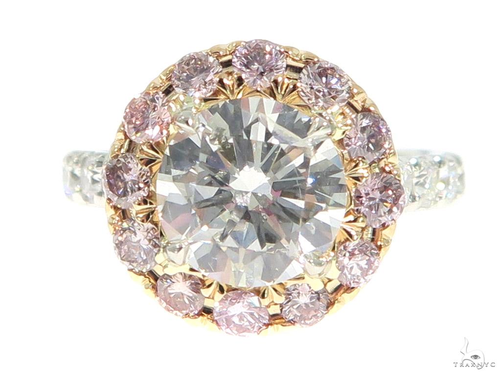 Azalea Diamond Engagement Ring 49762 Engagement