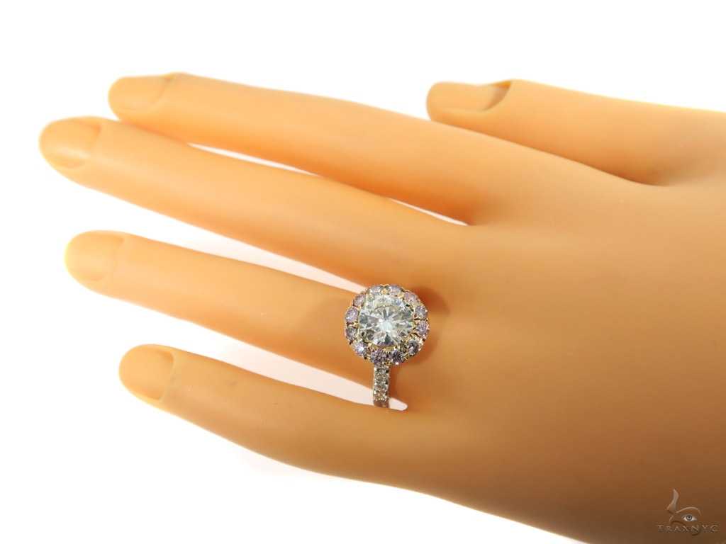 Azalea Diamond Engagement Ring 49762 Engagement