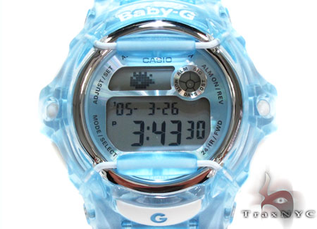 Casio Baby-G Jelly Ladies Watch BG169R-2 Baby-G