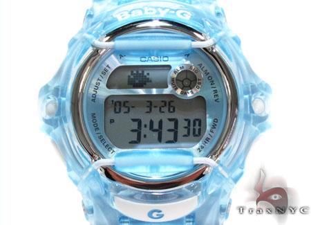 Casio Baby-G Jelly Ladies Watch BG169R-2 Baby-G
