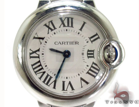 Ballon Blue De Cartier Small model Quartz  Watch Cartier Diamond Watches