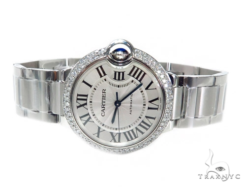 Ballon Blue De Diamond Cartier Watch 41763 Cartier