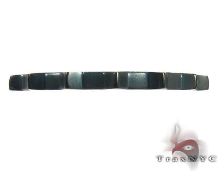 Mens Cheap Black Thorn Ring Metal