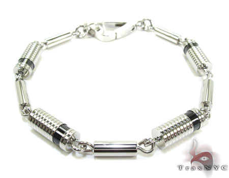 Baraka BK-UP Stainless Steel Bracelet BR50131 Stainless Steel
