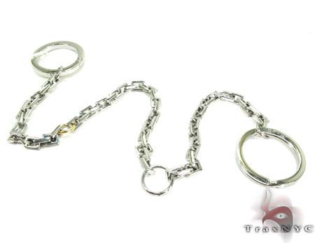 Baraka BK-UP Stainless Steel Key Chain PO50136 Metal