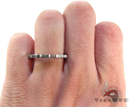 Mens Affordable Inspector Gadget Stainless Steel Ring Metal