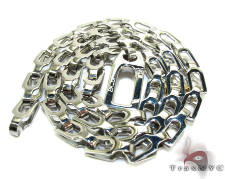 Baraka Stainless Steel Chain GC50106 Stainless Steel