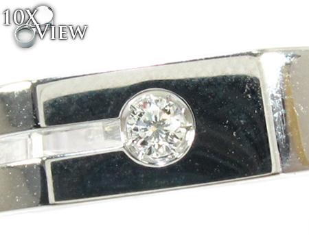 Baraka Two Tone Gold Diamond Ring AN20938 Style