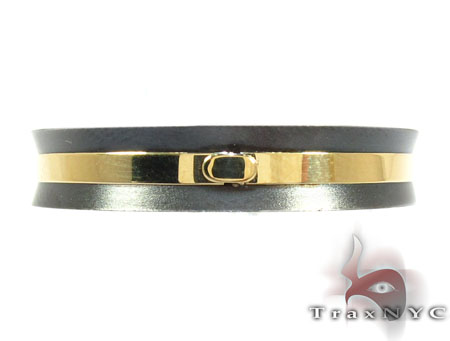 Mens Affordable Black Baraka Stainless Steel Ring Metal
