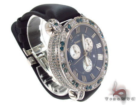 Benny&Co Blue Diamond Watch Benny & Co