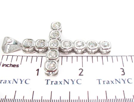 Bezel Cross Diamond