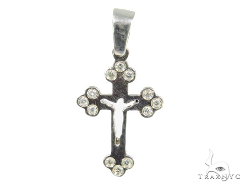 Bezel Diamond Cross 44518 Diamond