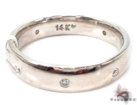 Bezel Diamond Ring 29170 Stone