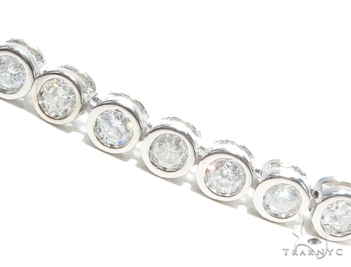 Bezel Tennis Diamond Bracelet 42630 Tennis