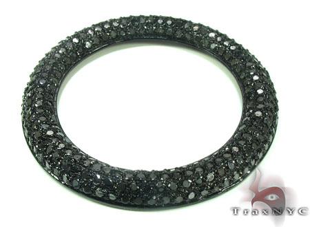 Black Diamond Gucci Watch Bezel 21771 Gucci