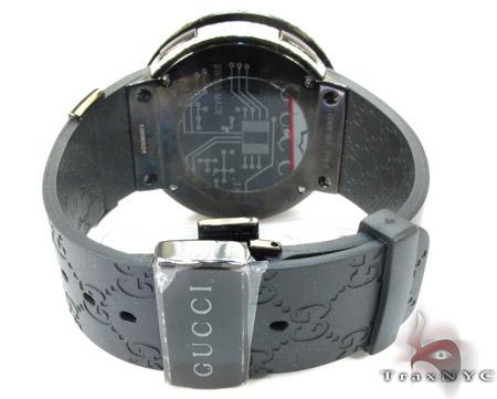 Black Diamond Bezel Gucci Watch Gucci