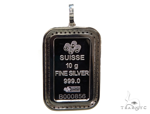 Black Diamond Silver Dog Tag 39361 Metal