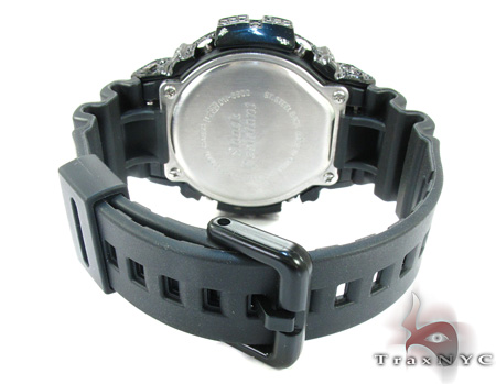 Black Gold G-Shock Illuminator Case Watch DW-6900 G-Shock