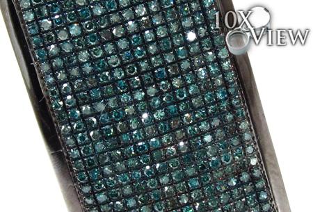 Pave Diamond Dog Tag 20656 Style