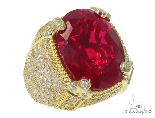 Bloody Sultan Ring 45365 Stone