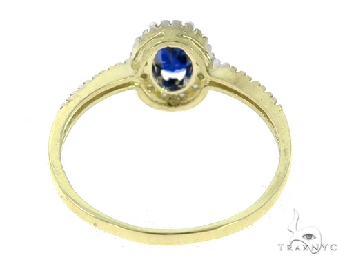 Blue Erebus Anniversary/Fashion Gold Ring 49790 Anniversary/Fashion