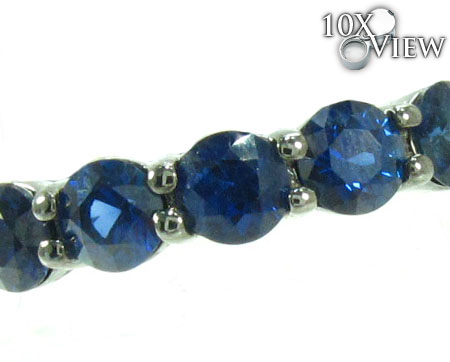 Blue Sapphire Ring Stone