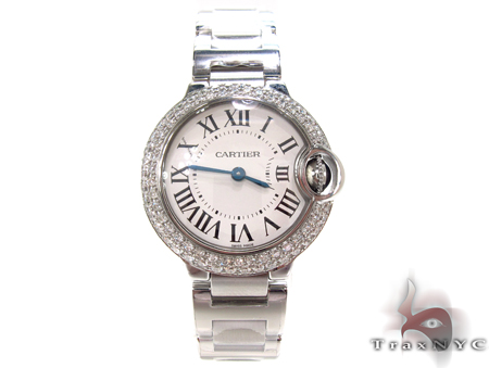 Brand New Cartier Ballon Bleu 28mm Size Watch Cartier