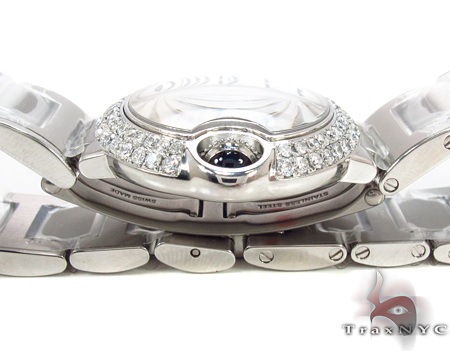 Brand New Cartier Ballon Bleu 36mm Size Diamond Watch Cartier