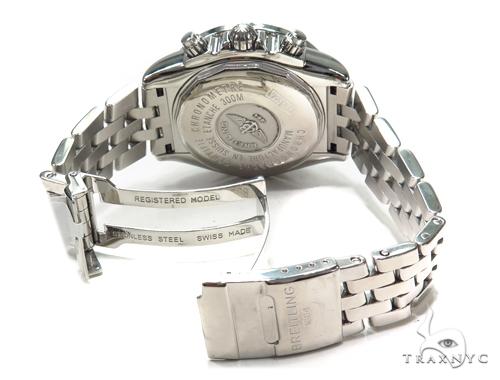 Breitling Crosswind Diamond Watch 42804 Breitling