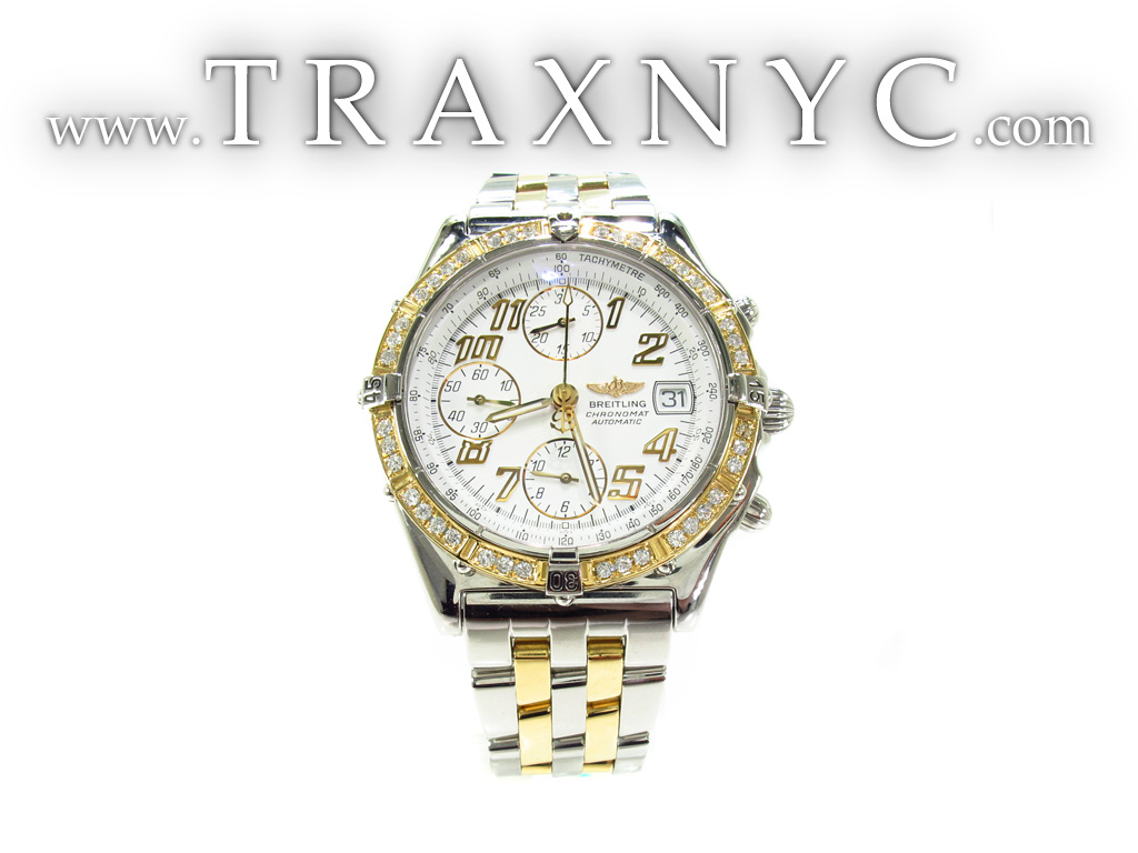 Breitling Watches Diamond Bezel