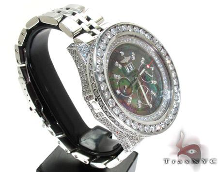 Breitling Super Avenger Diamond Mens Watch Breitling