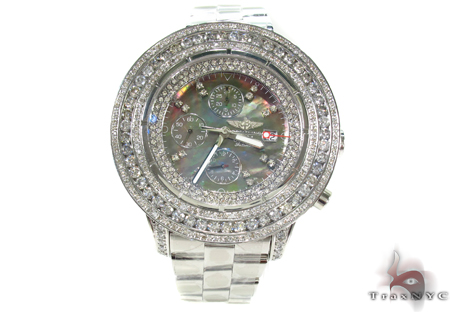 Breitling Super Avenger Mother of Pearl Watch Breitling