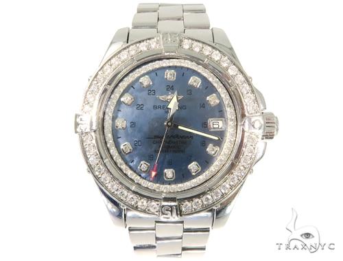 Breitling Superocean Diamond Watch Breitling