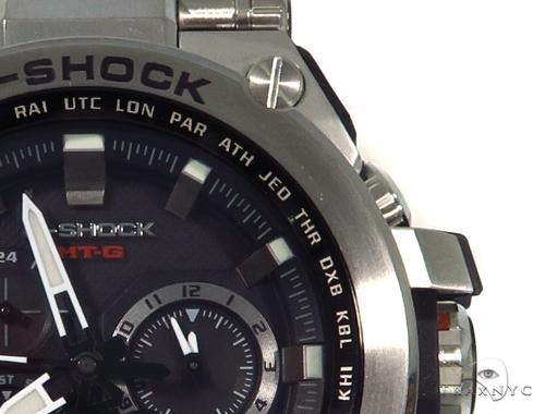 CASIO G-SHOCK MTG ATOMIC TOUGH MOV'T MEN'S WATCH MTGS1000D-1A 45496 G-Shock