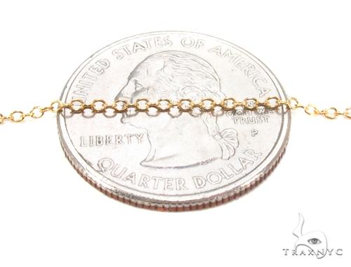 CZ Silver Infiniti Necklace 36116 Silver