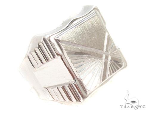 Silver Ring 36811 Metal