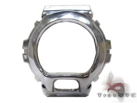 Casio G-Shock Black Silver Case G-Shock