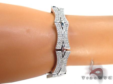 Calm Wave Bracelet 2 Diamond