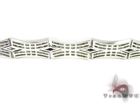 Calm Wave Bracelet 2 Diamond