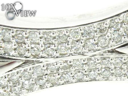 Calm Wave Bracelet Diamond