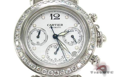 Cartier Pasha Chronograph Automatic Watch Cartier