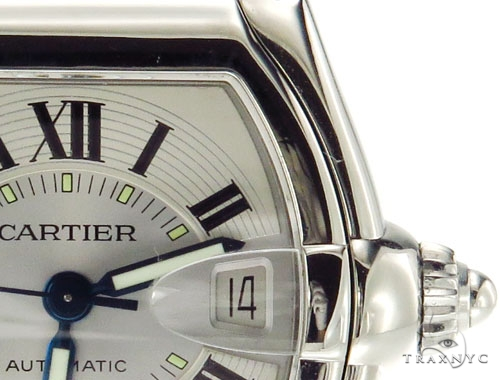 Cartier Roadster Stainless Steel 2510 43359 Cartier