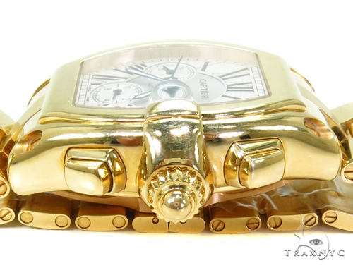 Cartier Roadster Watch