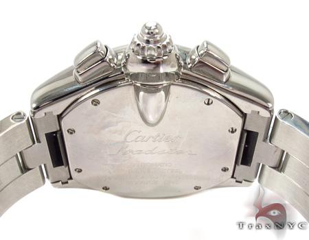 Cartier Roadster XL Chronograph Black Dial Watch Cartier