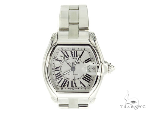 Cartier Roadster XL GMT 2722 43369 Cartier