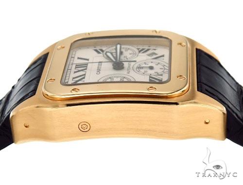 Cartier Santos 100 Chronograph 43086 Cartier