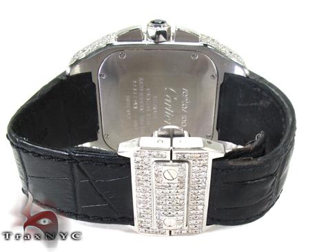 Cartier Santos 100 Diamond Watch Cartier
