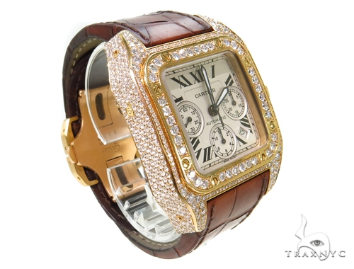 Cartier Santos 100 Watch Cartier