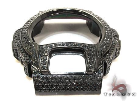 Casio G-Shock Black CZ Case G-Shock